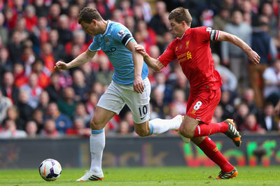 Rumour Mongering: Gerrard to Manchester City Because Compliments Equal Transfers
