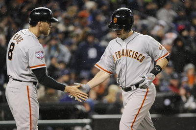 Buster Posey finishes sixth in MVP voting, Hunter Pence 11th