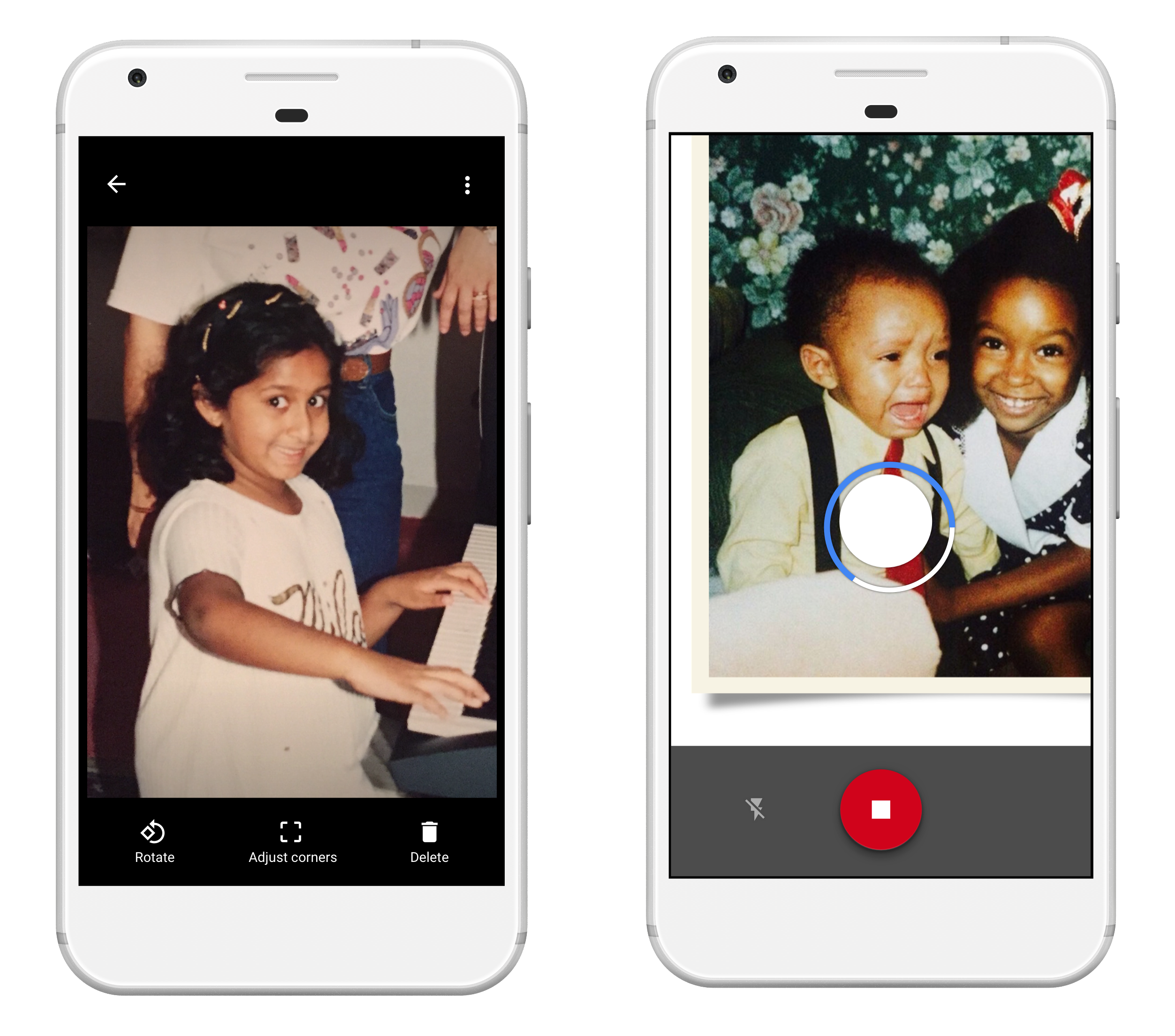 Google Launched An App That Turns Prints Into Digital Photos