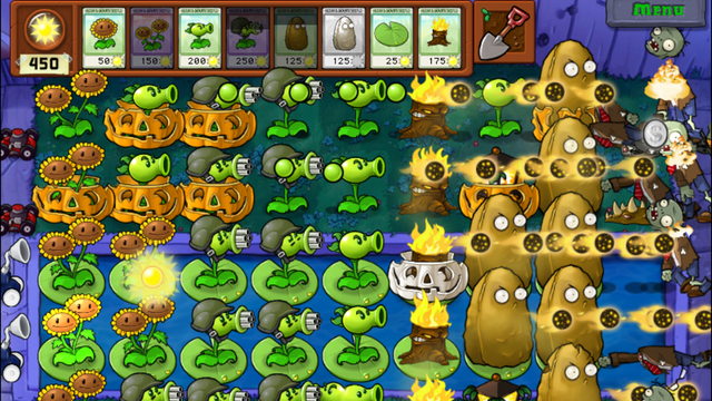 Plants vs zombies free on itunes app store for iphone and ipad