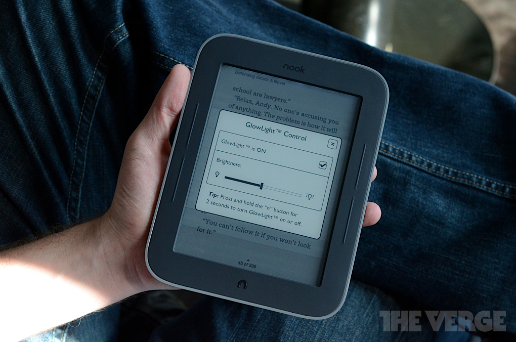 Nook Tablet Barnes Amp Noble The Verge