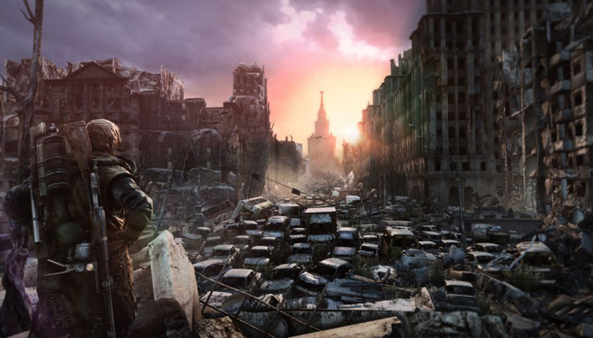 Metro Last Light Sequel Coming in 2017