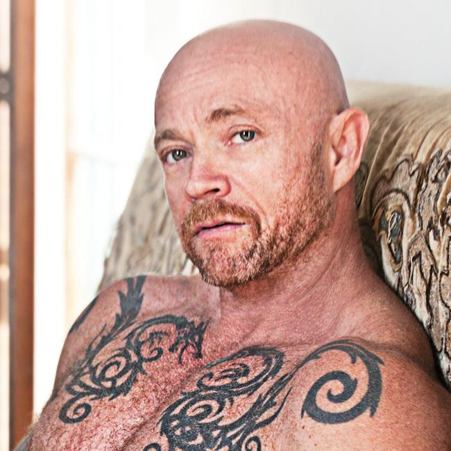 Porn tattooed man porn