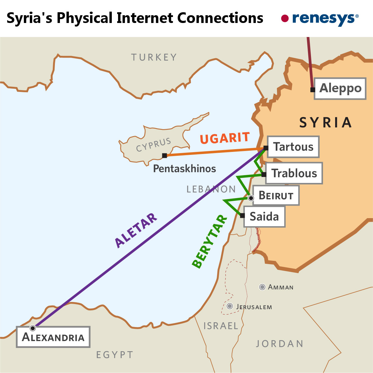 40 Maps That Explain The Internet Fiber Optic Network Wiring Diagram Circuit Diagrams Syrias Largest City Dropped Off In 2013