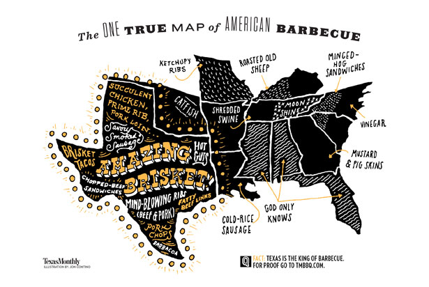 Maps That Explain Food In America Voxcom - Cool graph over map of us