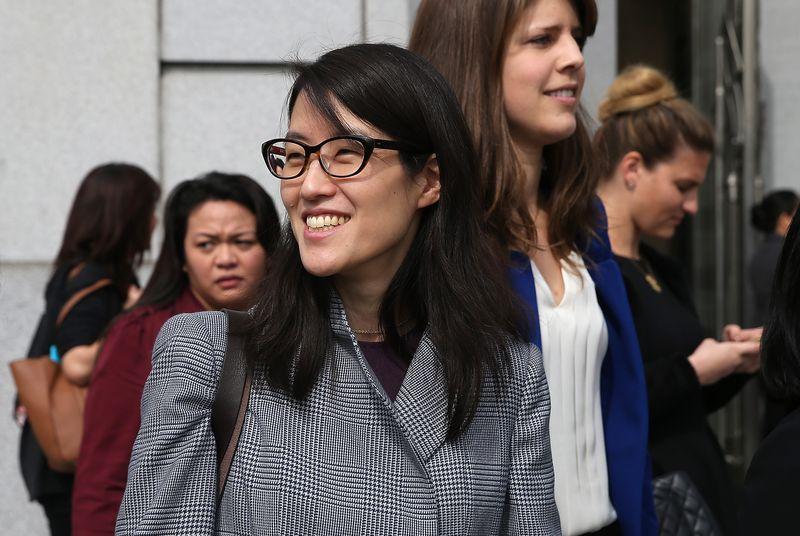 Ellen Pao vs. Ellen Pao: who will the jury believe?