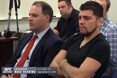NSAC issues statement on settlement discussions with Nick Diaz