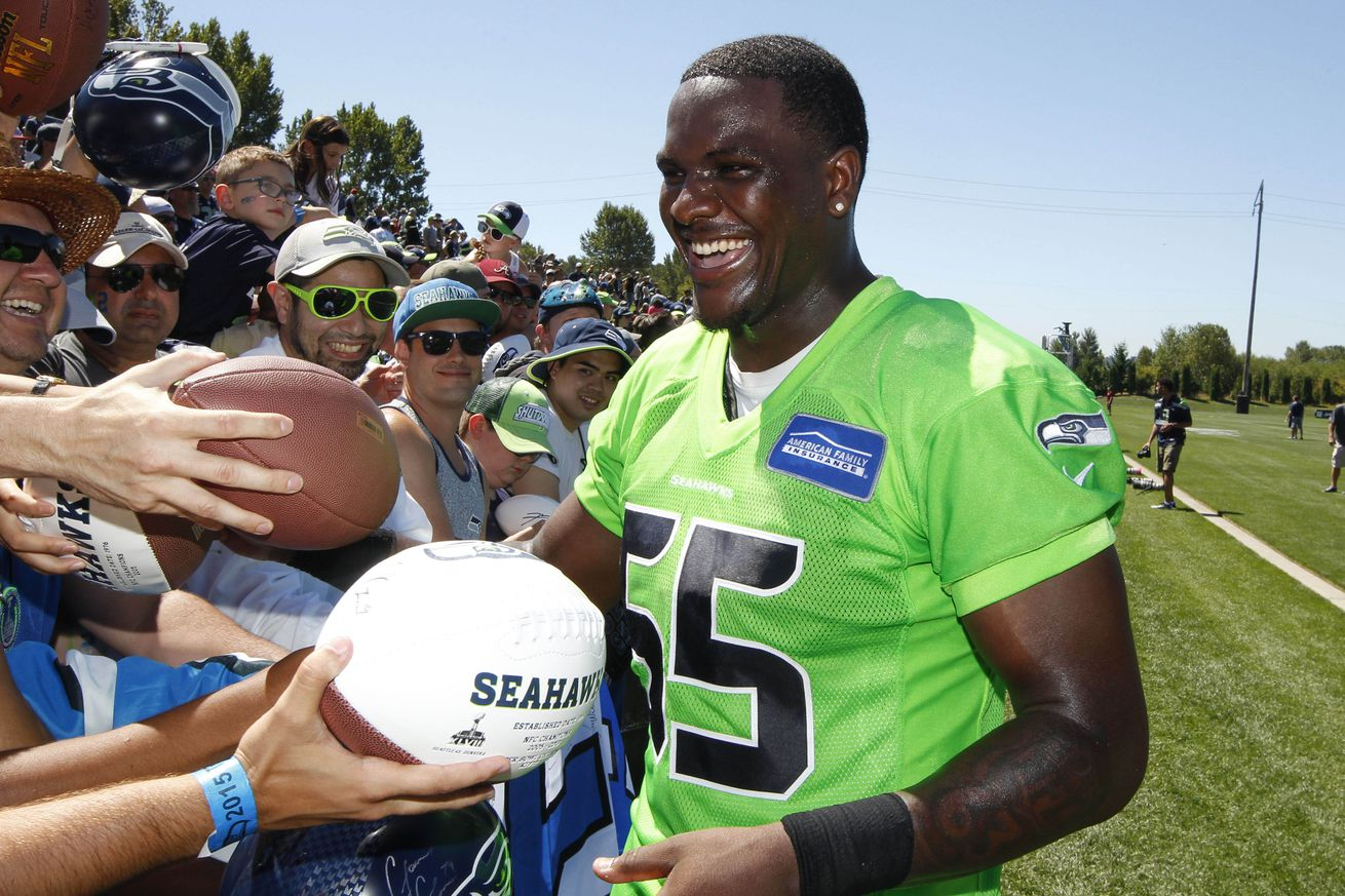 Coffee and Cigarettes: Training camp is finally here, and other Seahawks news