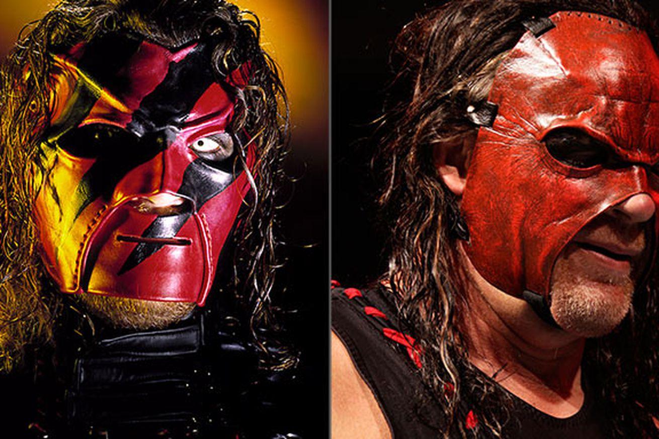 WWE: Why did Kane return wearing a mask? - Cageside Seats  WWE: Why did Ka...