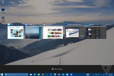 Windows 10 wintab