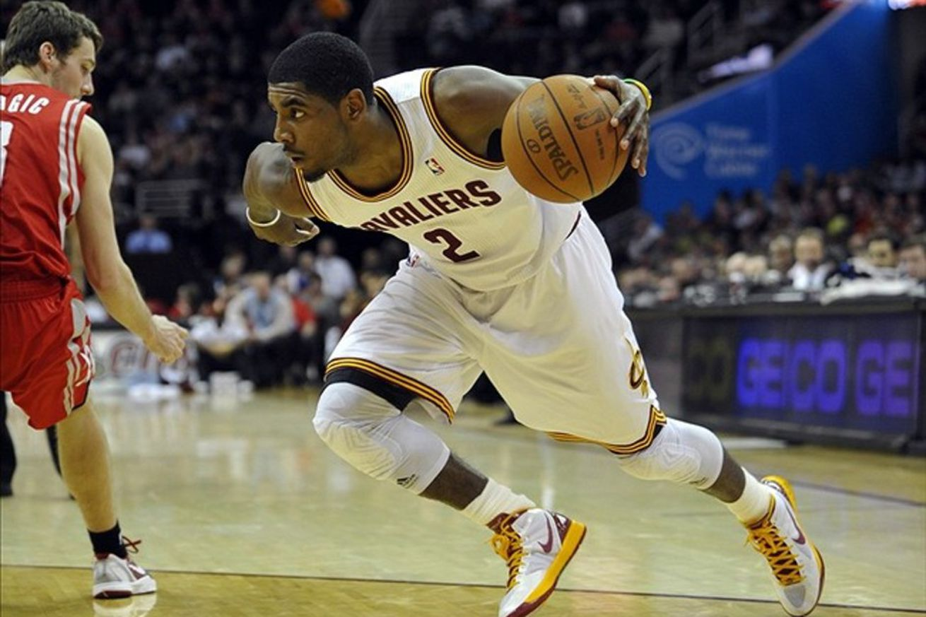 NBA 3 on 3 -- Cleveland Cavaliers Squad: Kyrie and Who ...