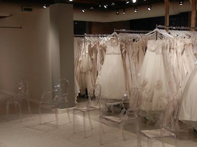 Glamour Closet Opens Largest Bridal Sample Store Racked