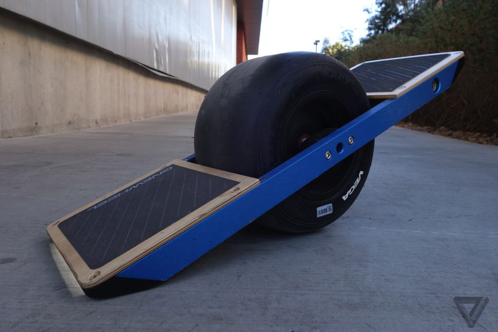 The Onewheel isn't a skateboard, but it's still fun as ...