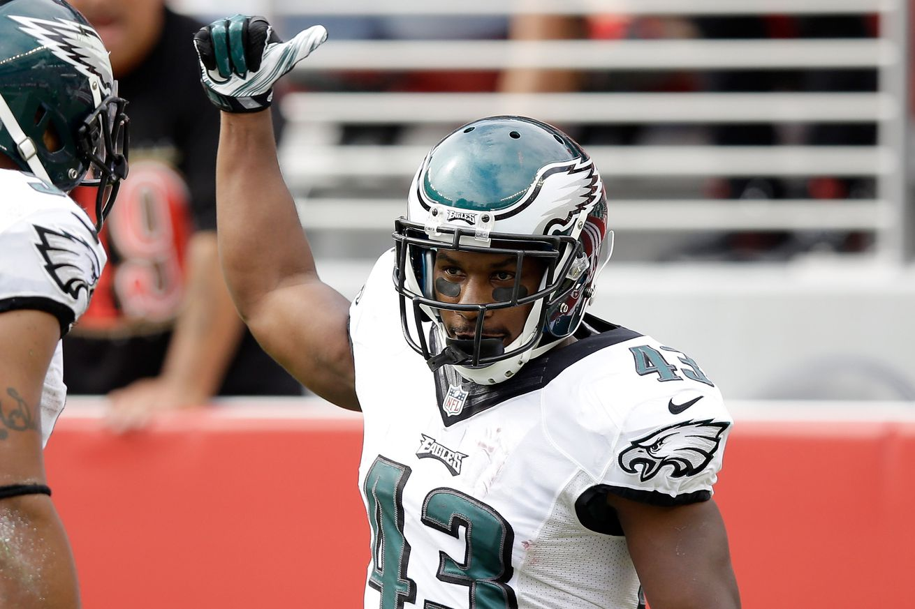 Jerseys NFL Wholesale - NFL Top 100: Eagles' Darren Sproles ranks No. 81 - Bleeding Green ...