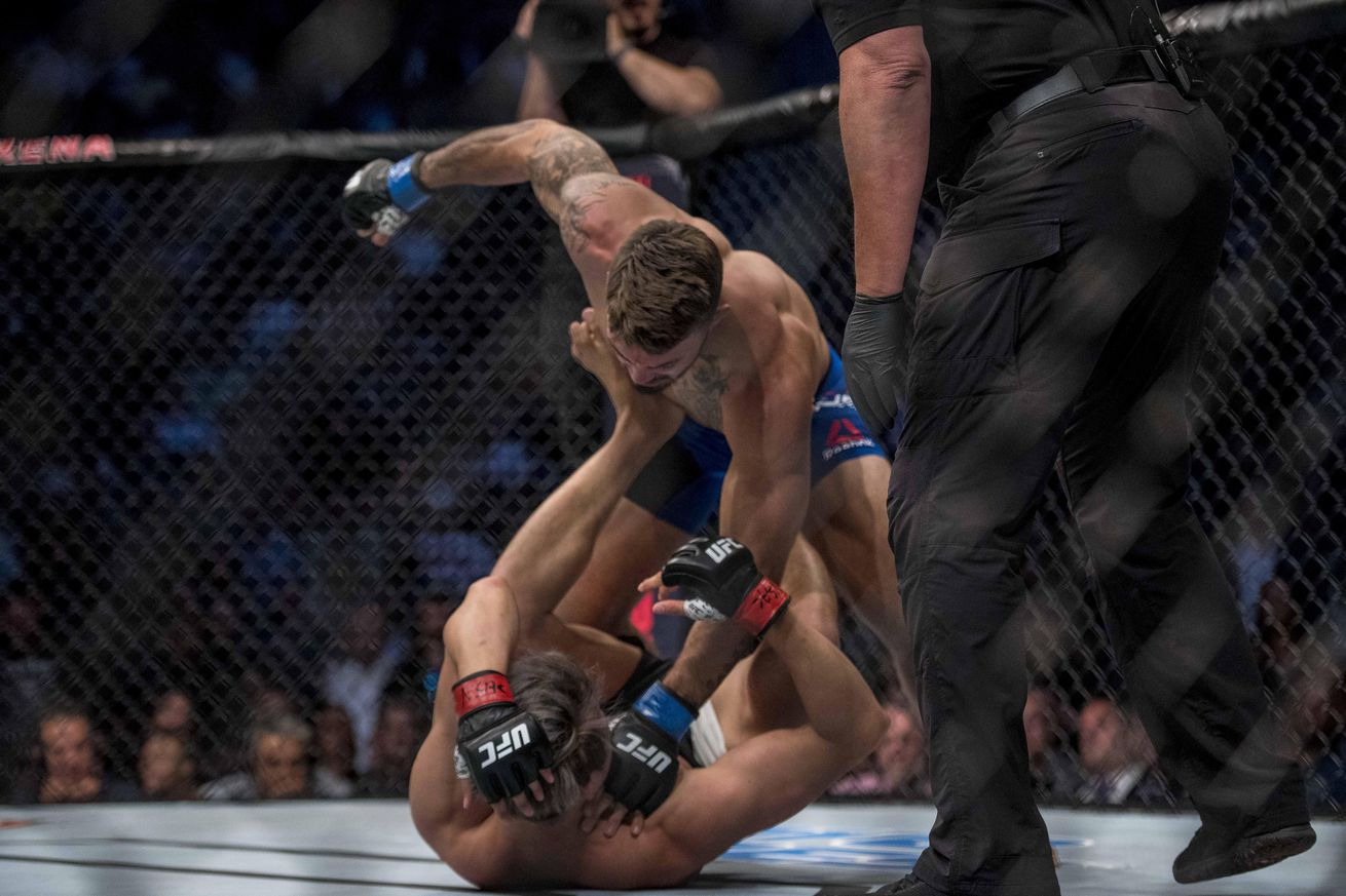 Audio: Heres the racist remark that has one UFC fighter in hot water