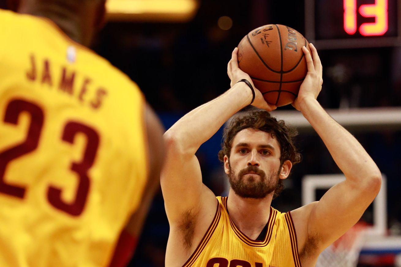 Cleveland Cavaliers Not Taking Trade Offers For Kevin Love
