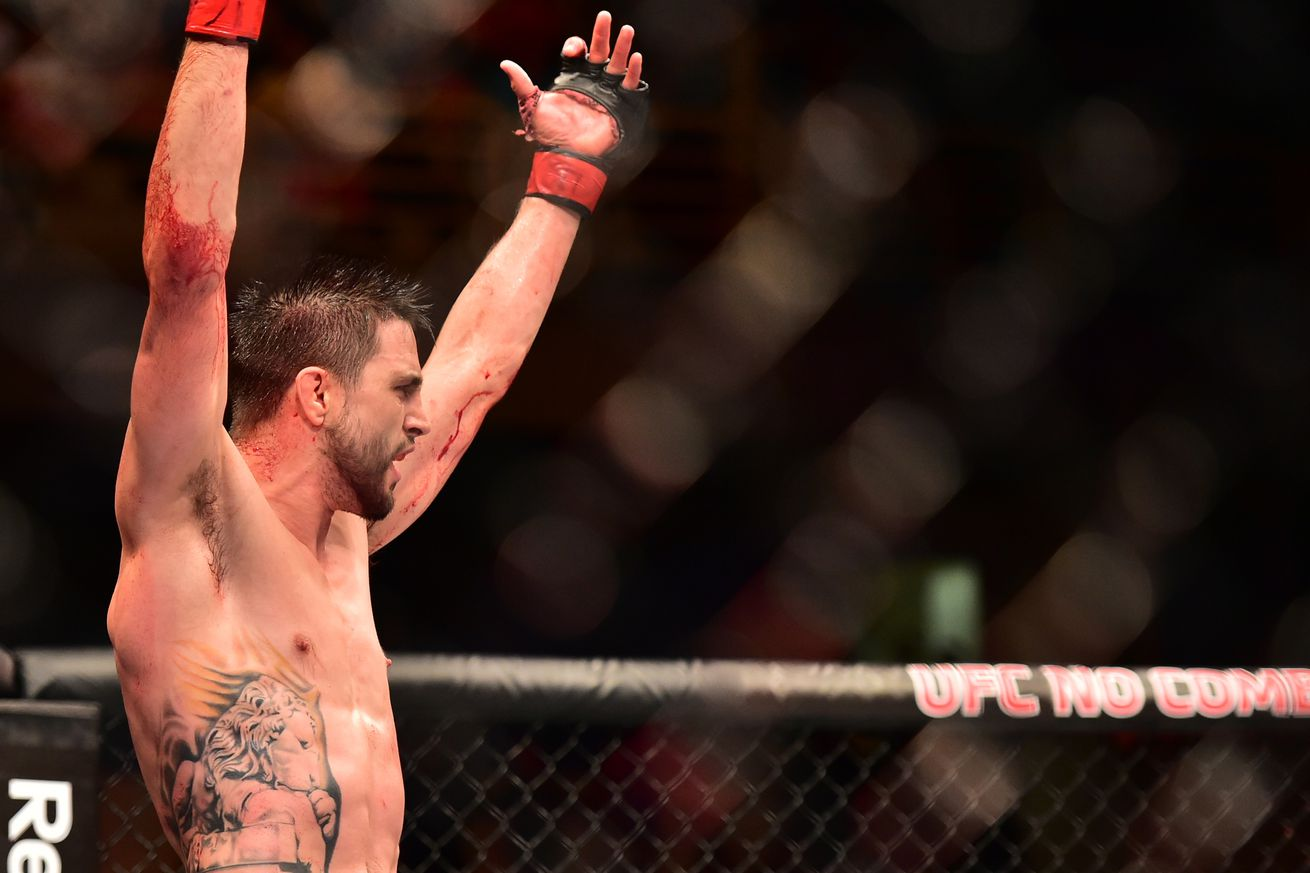UFC on FOX 21 start time, TV schedule, who is fighting tonight at Condit vs. Maia in Vancouver