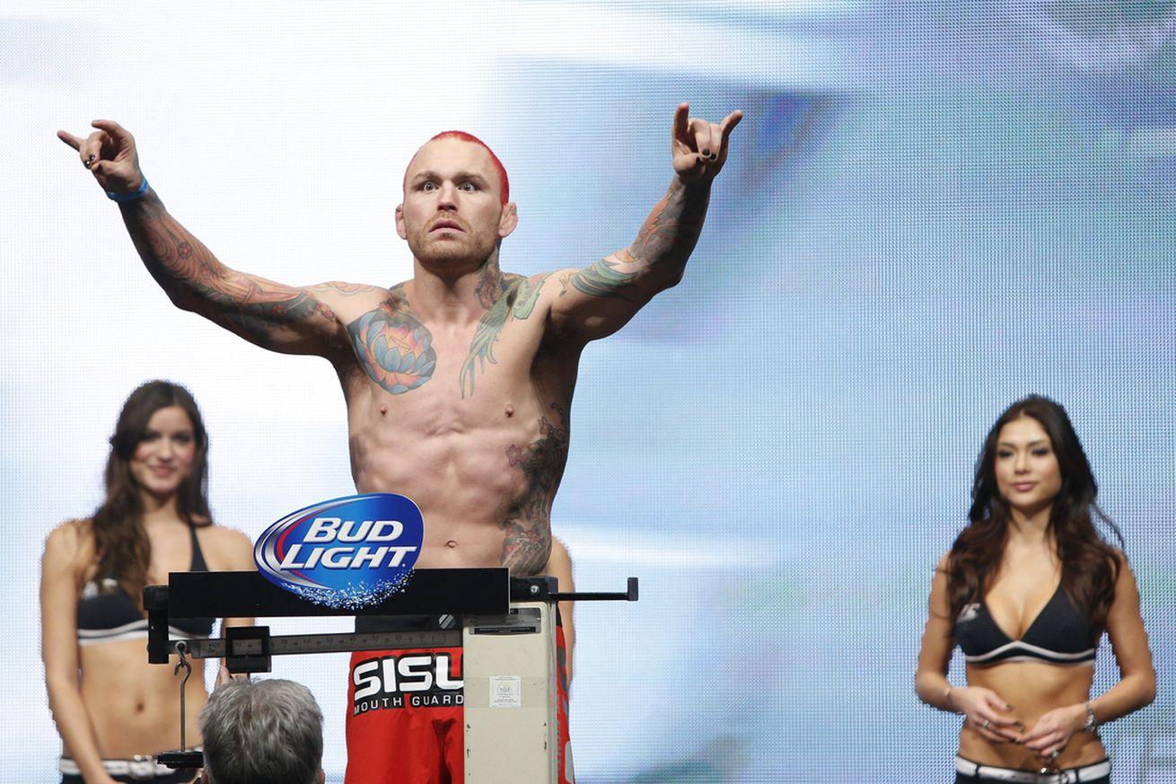 Bellator signs UFC veteran Chris Leben