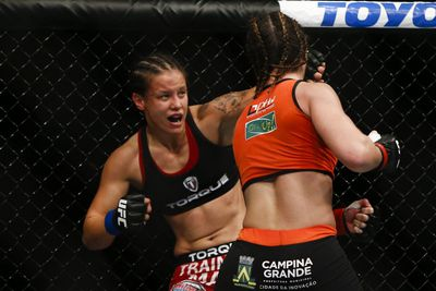 Shayna Baszler among host of fighters released by the UFC