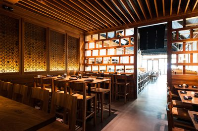 Blue Ribbon Sushi & Grill Is The Grove's Culinary Superstar