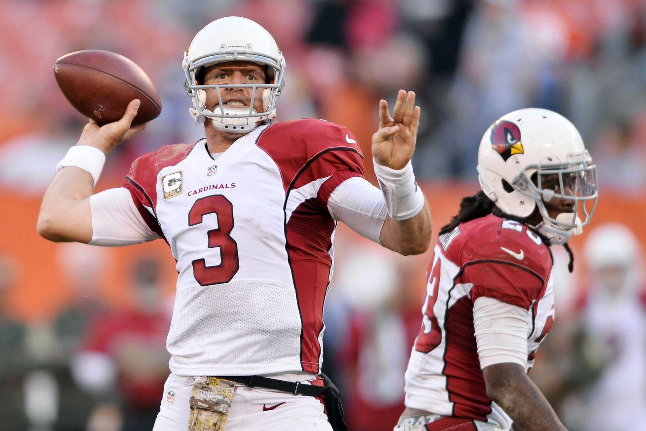 NFL Jersey's Women's Arizona Cardinals Calais Campbell Pro Line Alternate Jersey