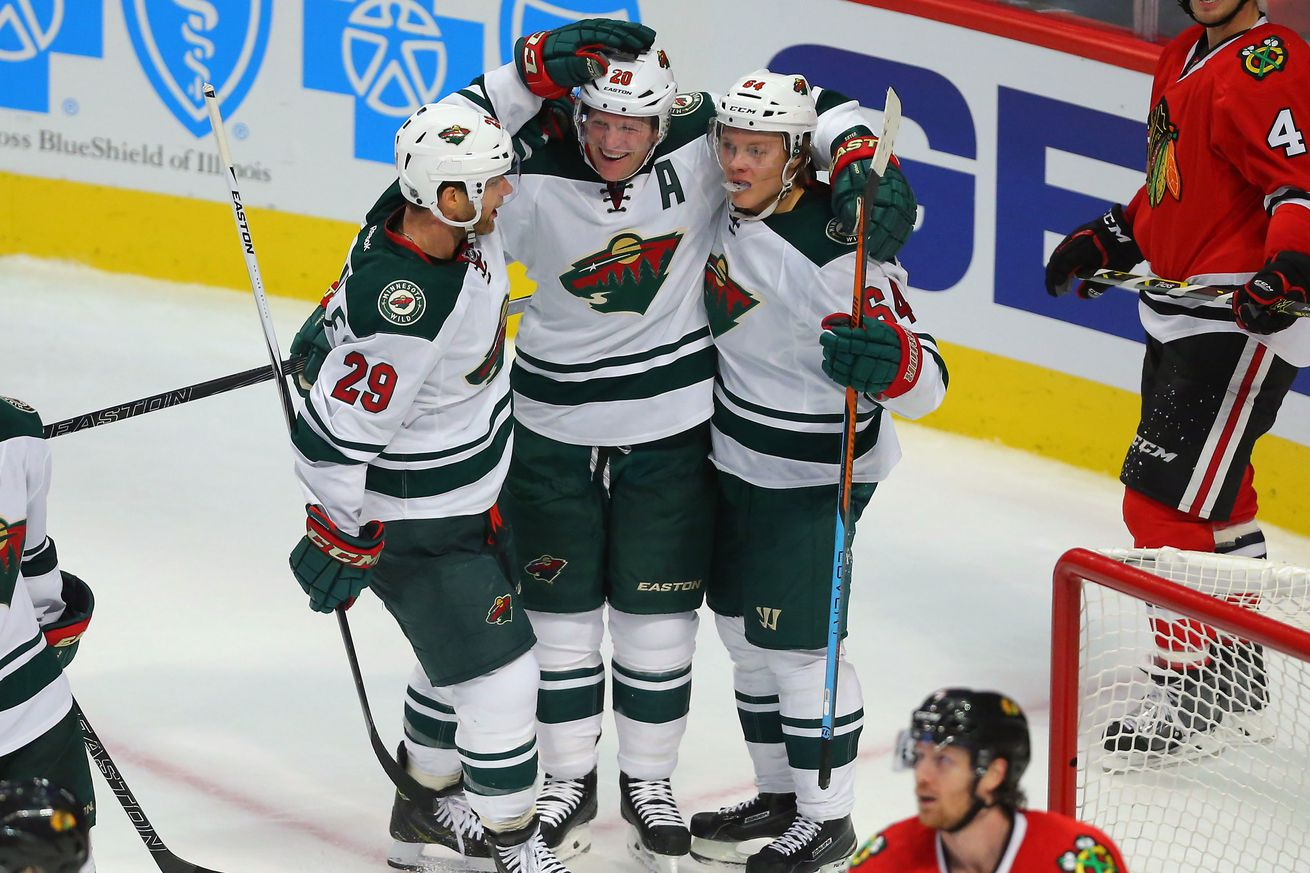 Wild win big in Minnesota?s 1st outdoor National Hockey League game