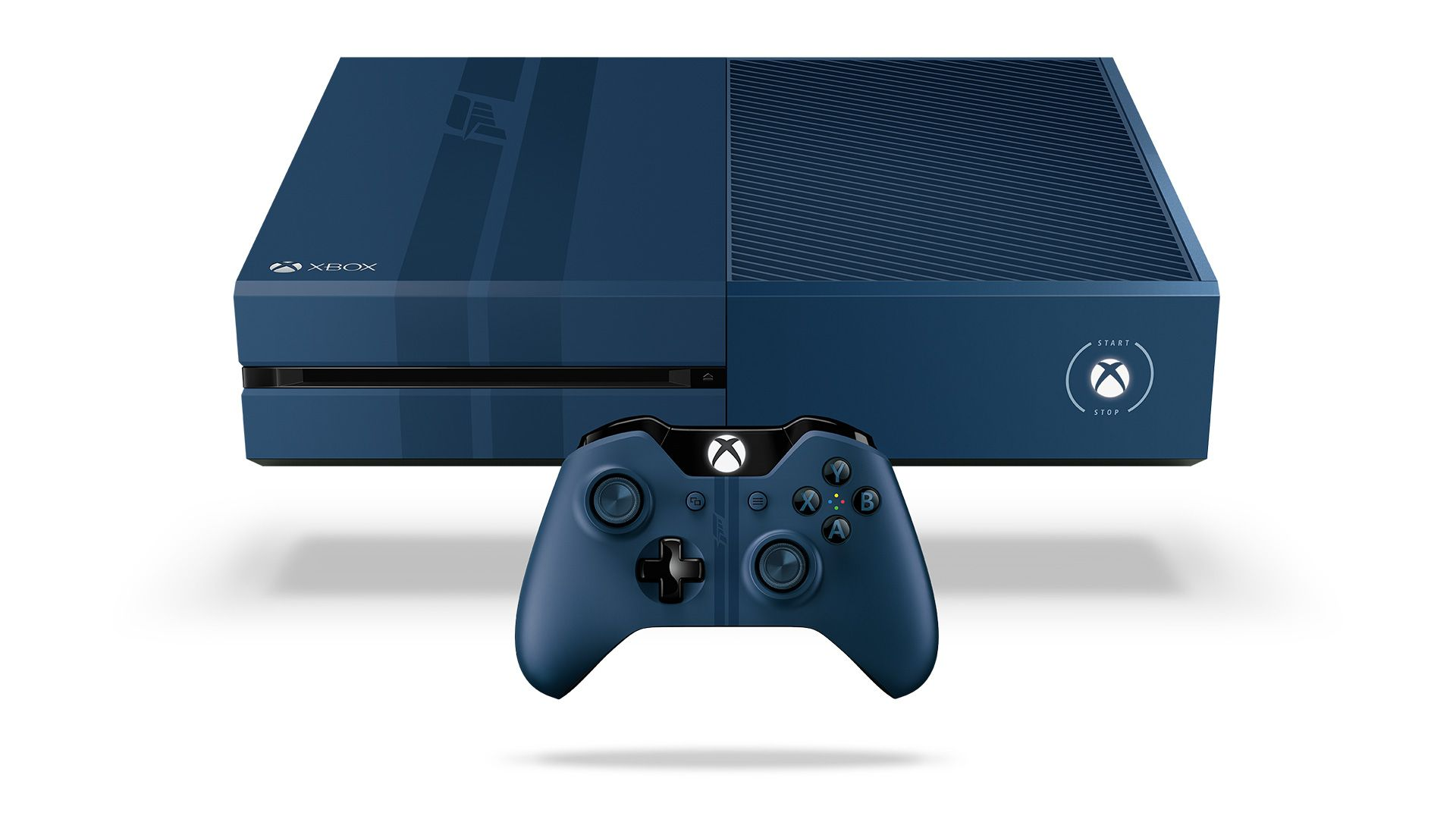 Forza 6 Bundled With Limited Edition Blue Xbox One For Forza S 10th Anniversary Polygon
