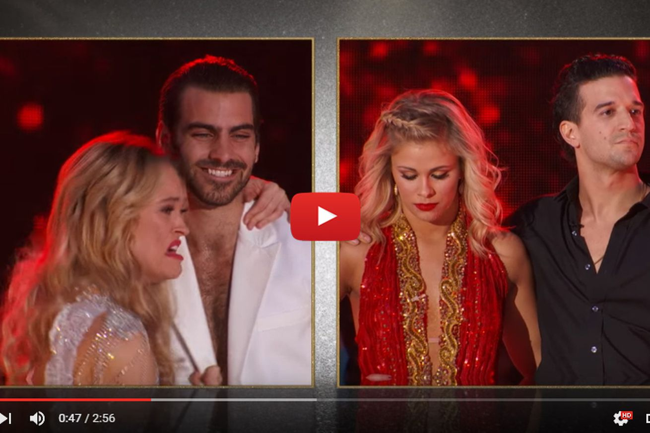 Dancing With The Stars (DWTS) Season 22 winner? Not UFCs Paige VanZant