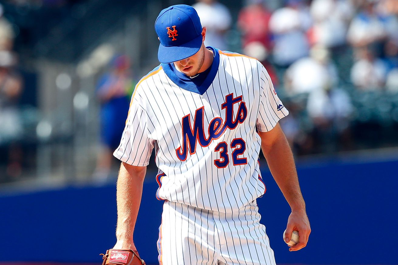New York Mets Scratch Steven Matz From Today's Start