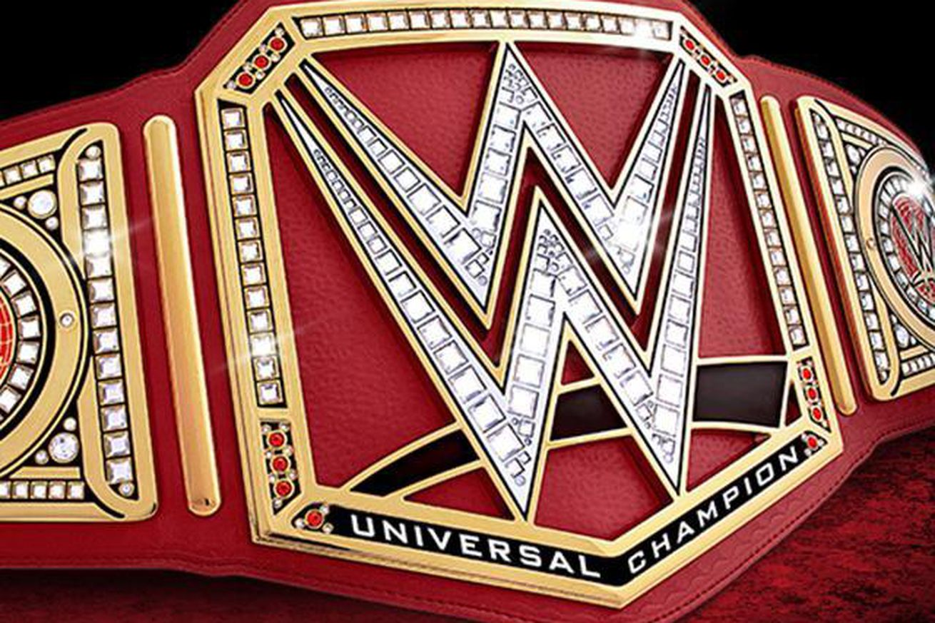 Image result for wwe universal championship