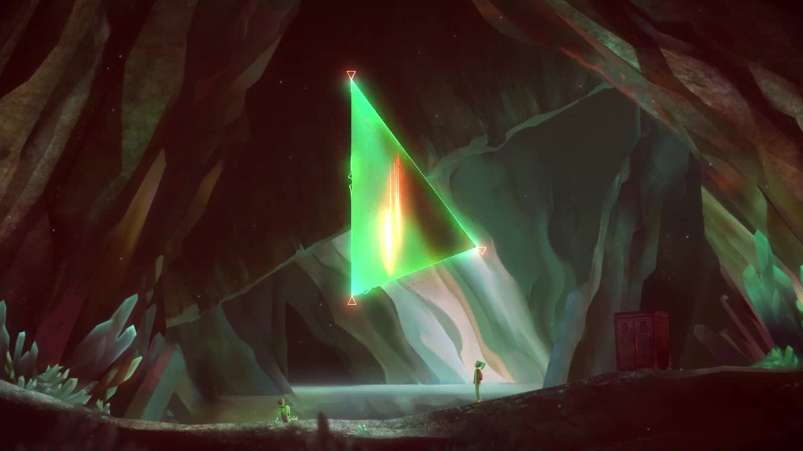 ... Oxenfree, 2015's coolest-looking adventure game | Polygon View Image