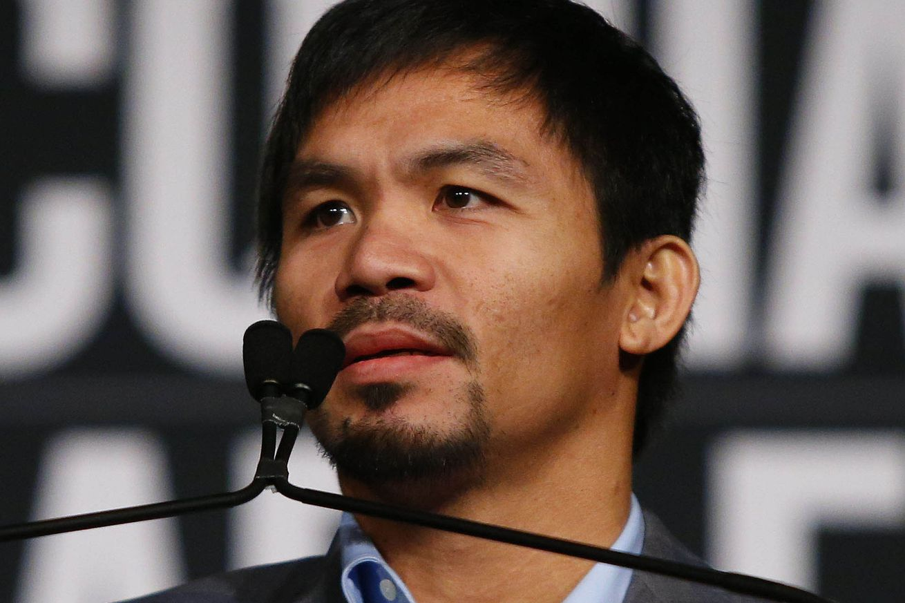 community news, Senator Manny Pacquiao invokes word of God, wants death penalty for all drug traffickers