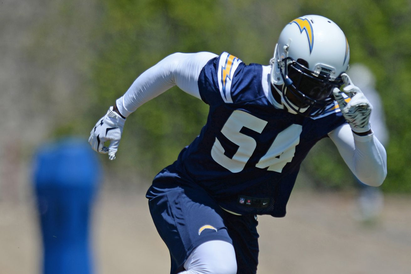 San Diego Chargers Training Camp Notes: August 2, 2015 - Bolts ...
