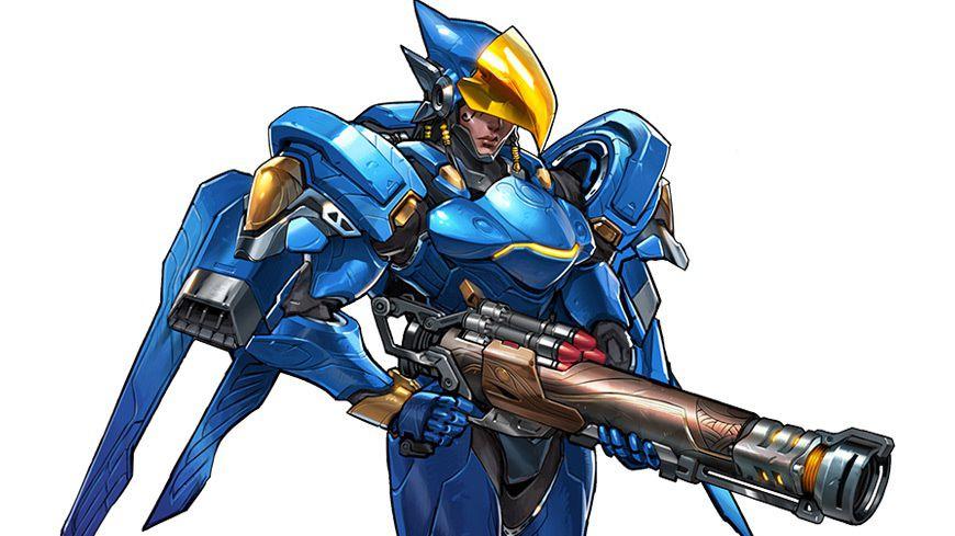 Farah the Rocket Diva Pharah-concept-16x9.0