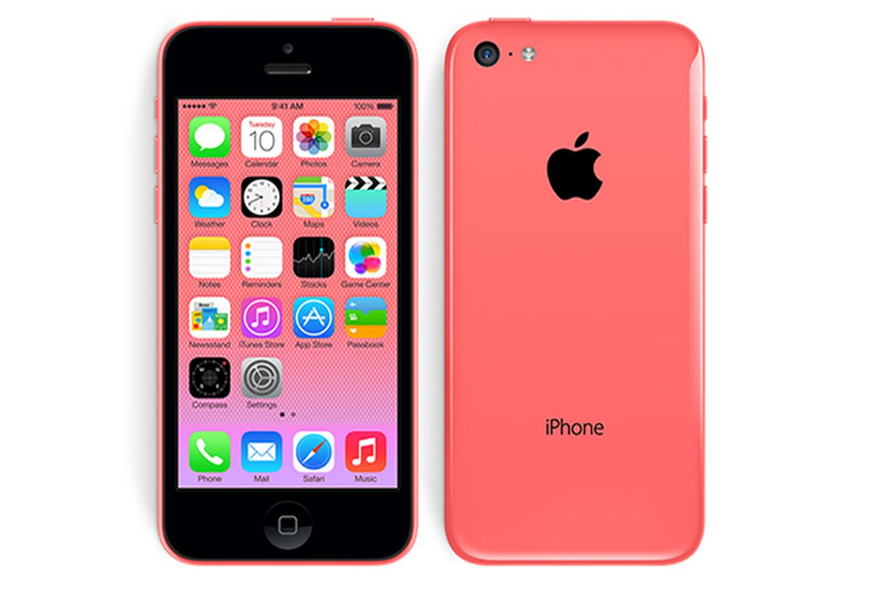 The iPhone 5c isn't a cheap iPhone, it's just a colorful ...