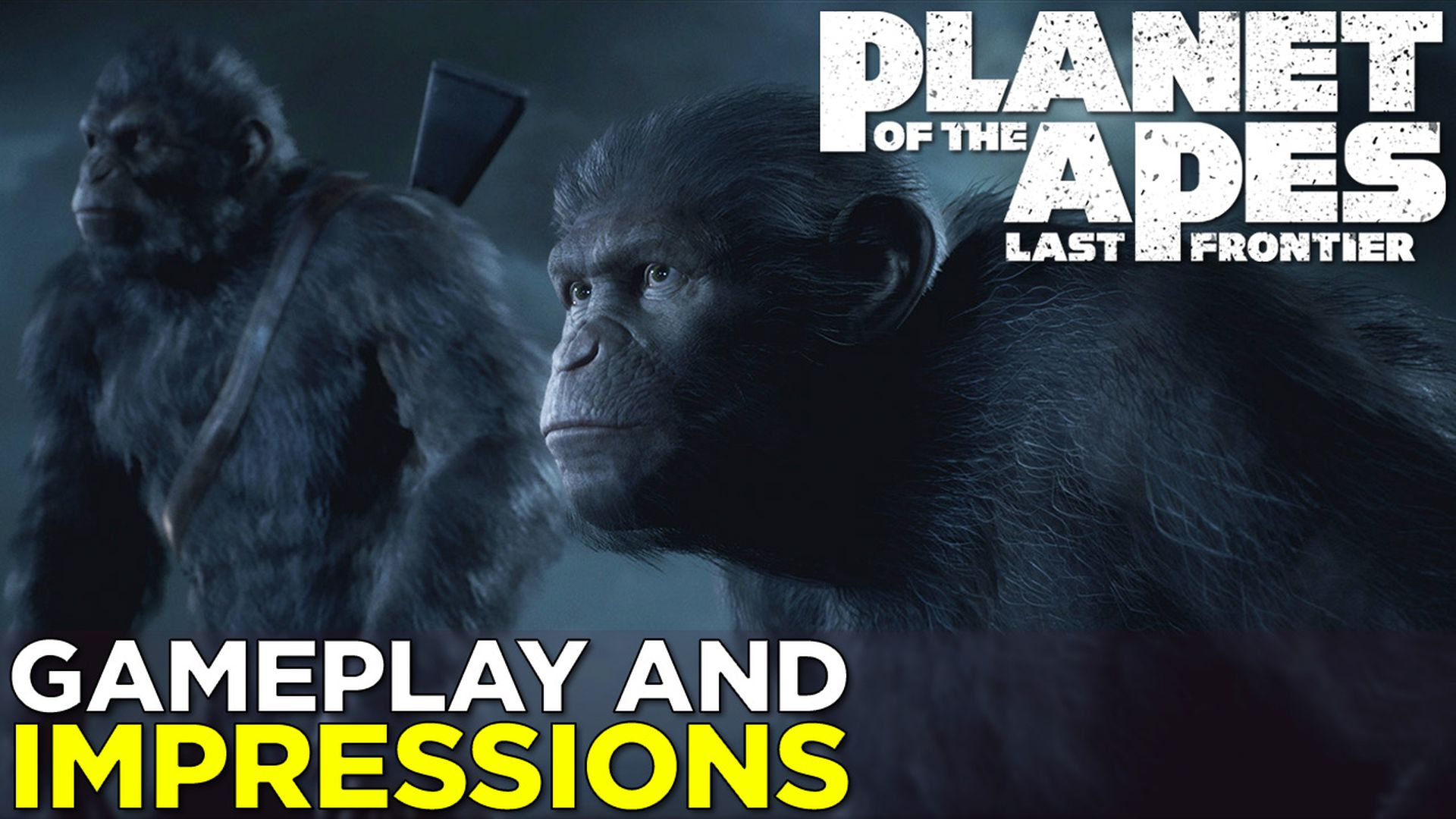 planet of the apes last frontier length