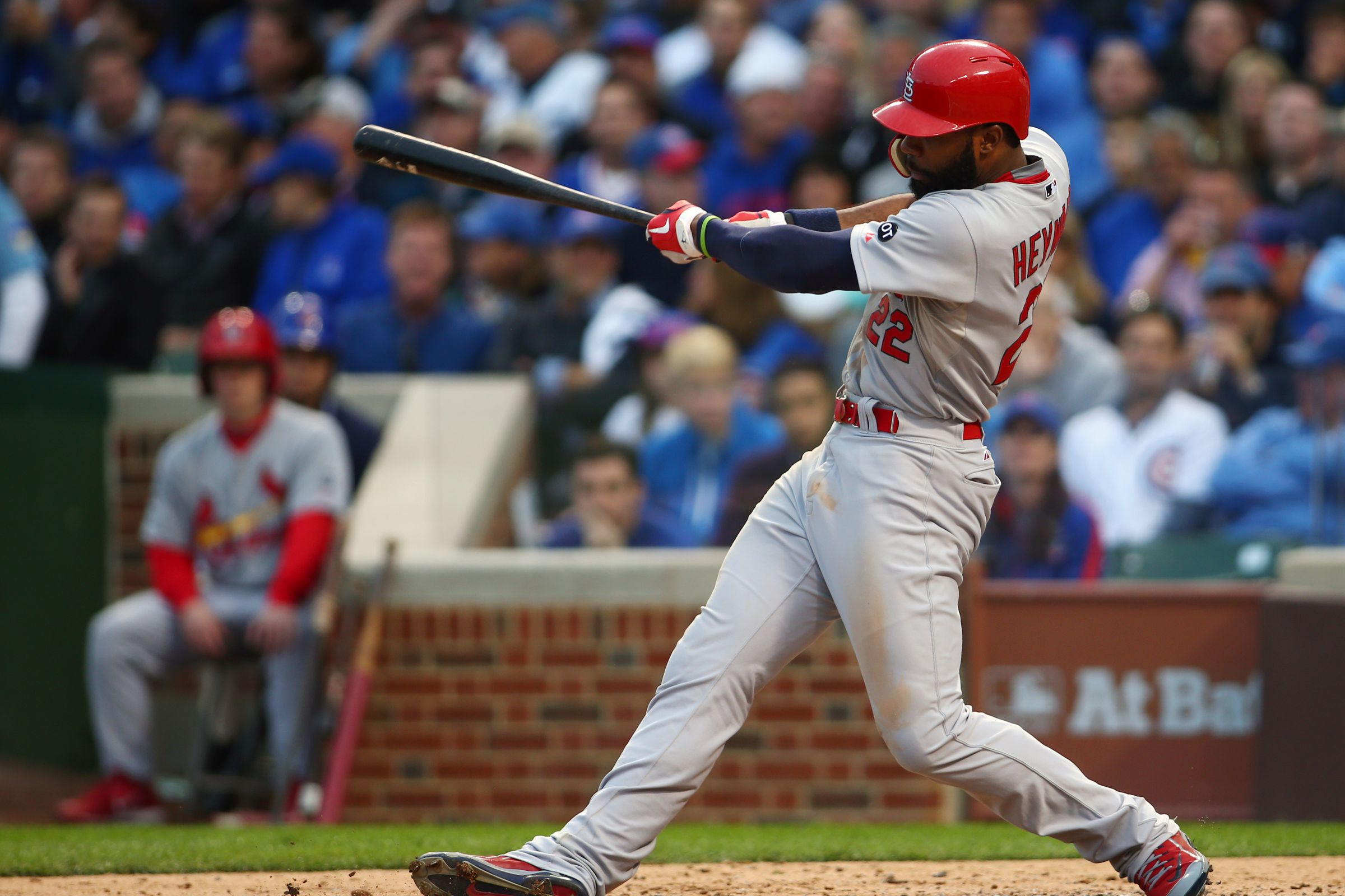 Jason Heyward: Heyward expected to choose team Thursday