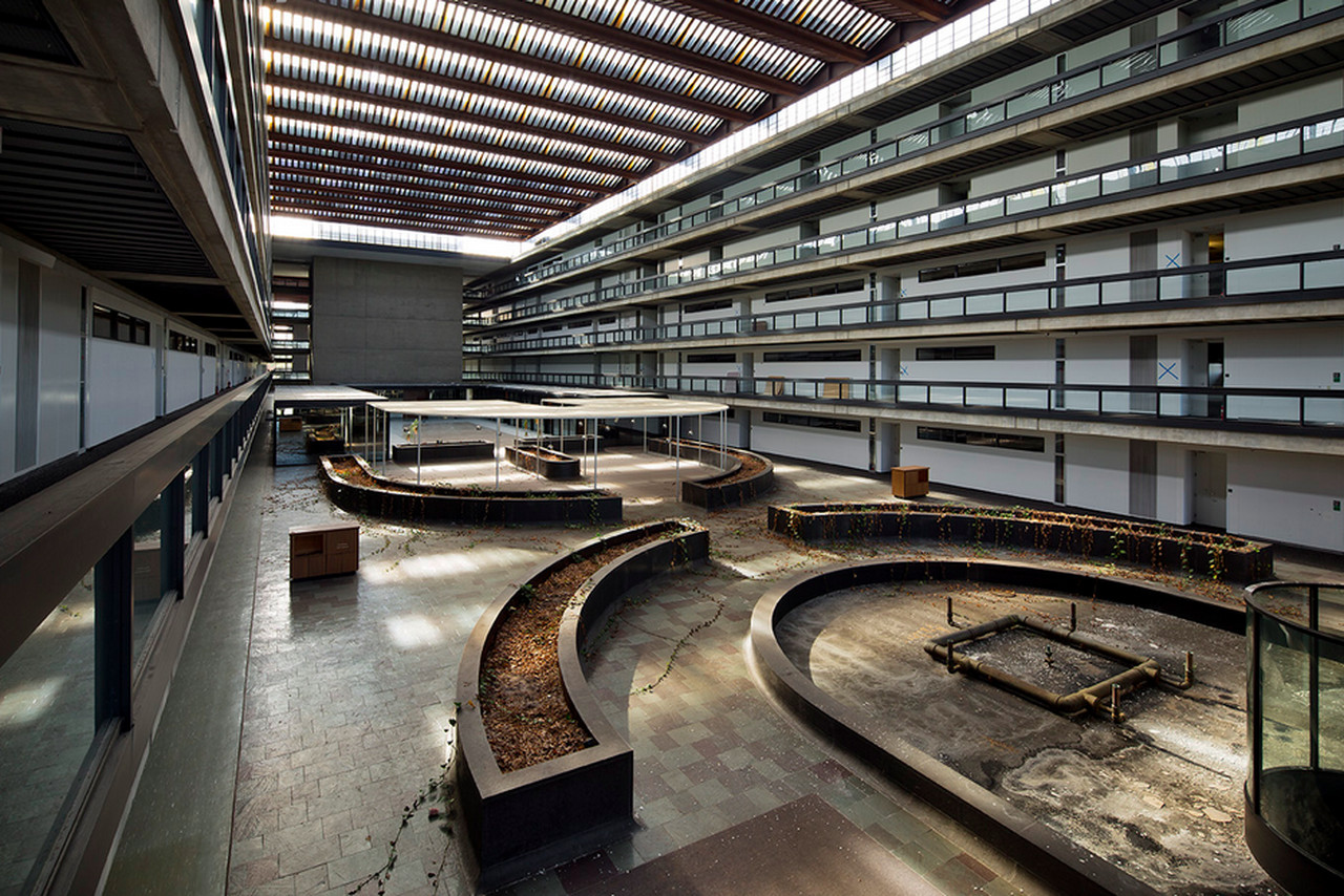 Iconic Bell Labs campus will be revived as an urban hub