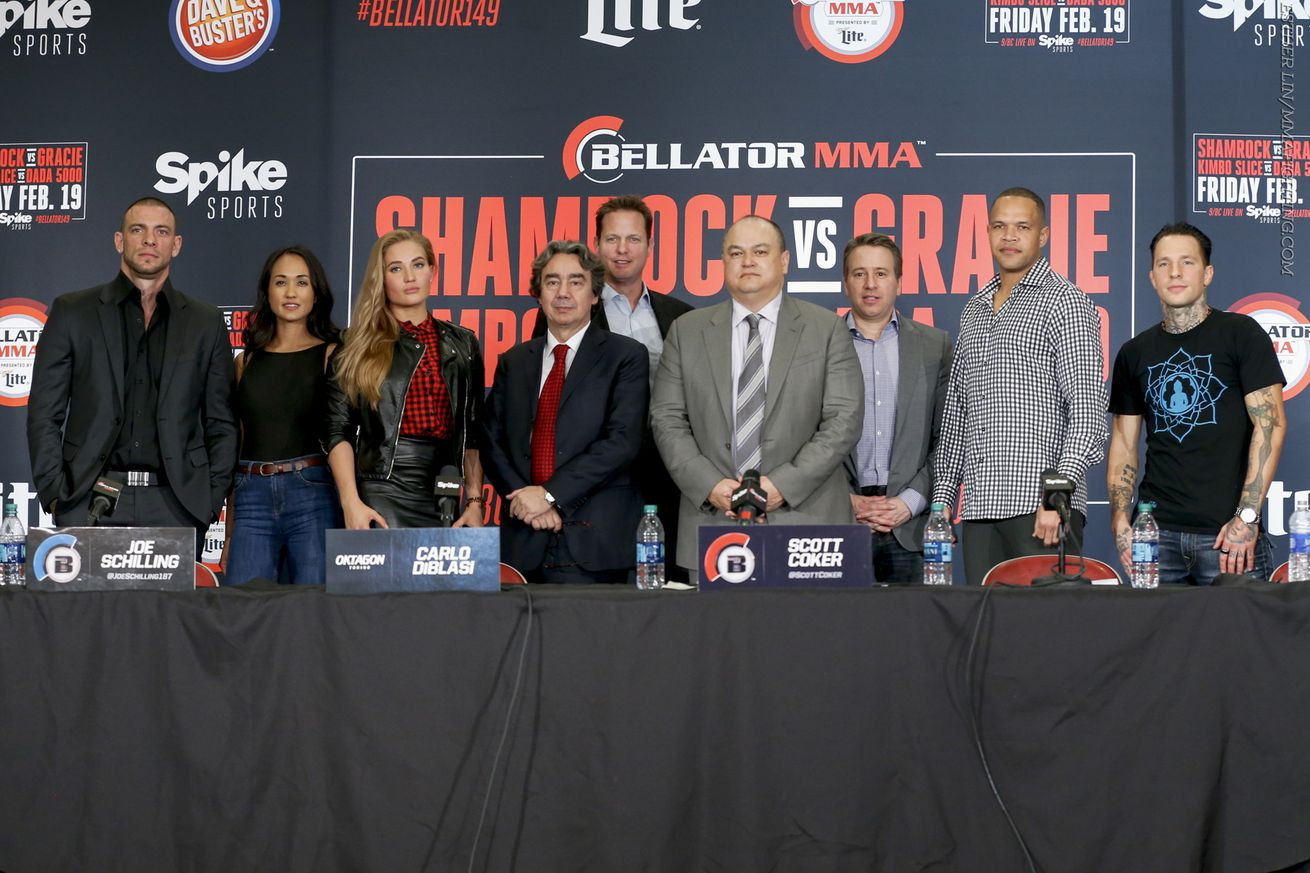 community news, Scott Coker and Spike TV Sports president confident Bellator Kickboxing will succeed in U.S.