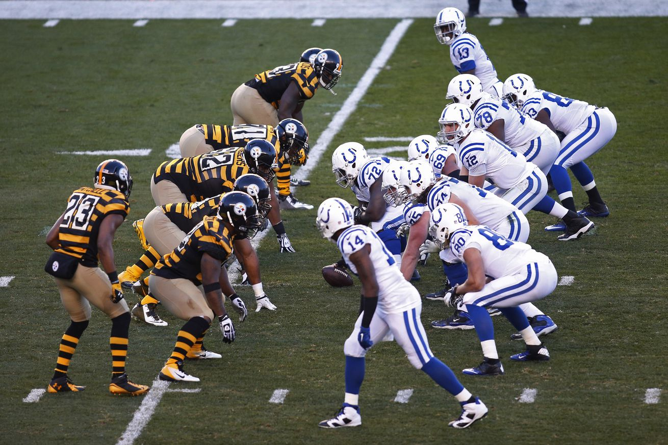 Indianapolis Colts vs. Pittsburgh Steelers Preview - Stampede Blue