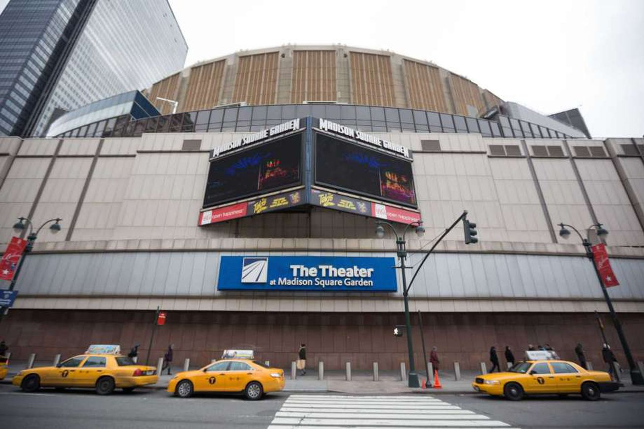 Wsof Plans Dec 31 Date For The Theater At Madison Square Garden Mma Fighting