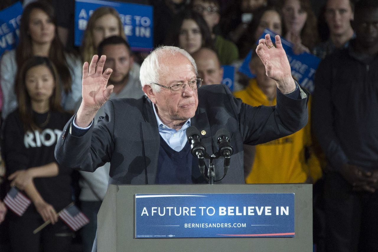 Sanders, Trump Roll To Victories In New Hampshire Primary