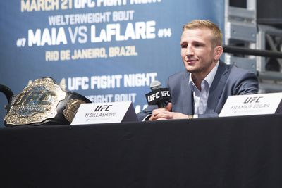 TJ Dillashaw: 'If I'm a traitor, Conor McGregor is an even bigger traitor to his country'