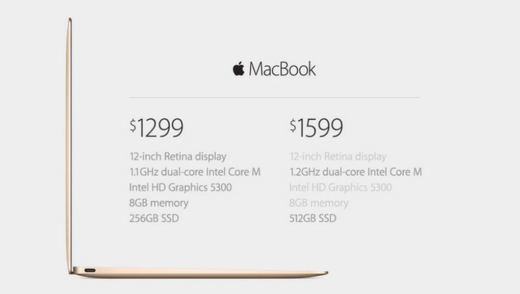 قیمت مک بوک جدید اپل