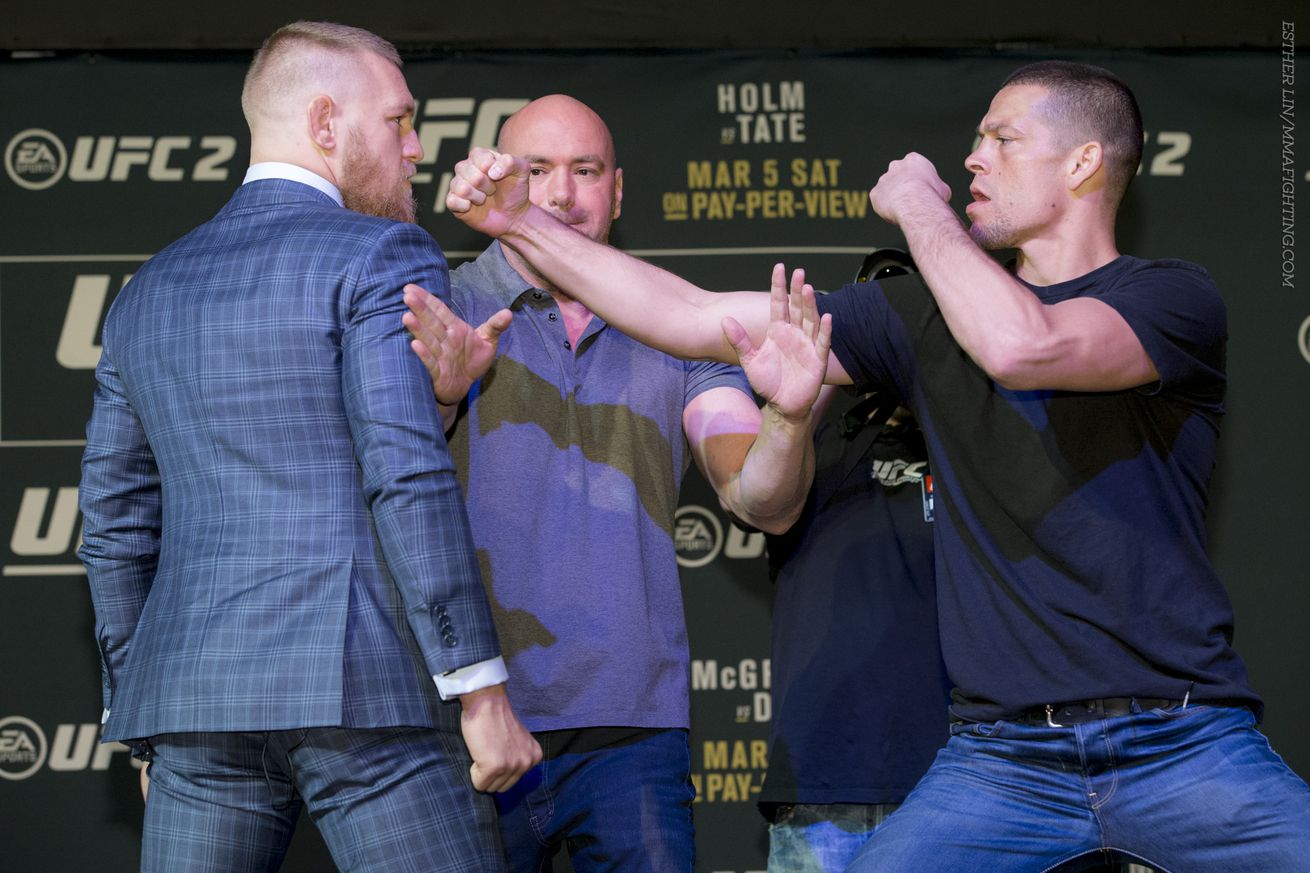 community news, Nate Diaz Conor McGregor 2 could be announced by end of week, according to coach