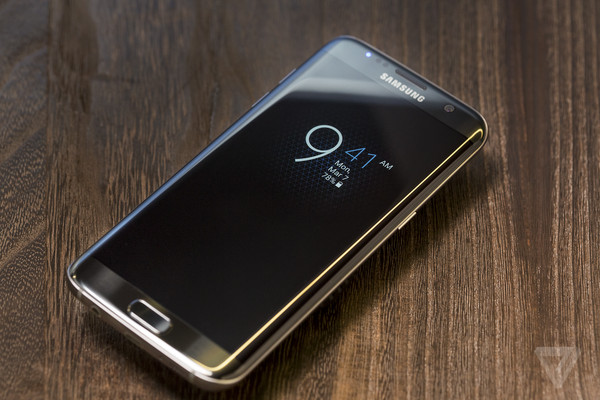 Samsung Galaxy S7 and S7 Edge in pictures