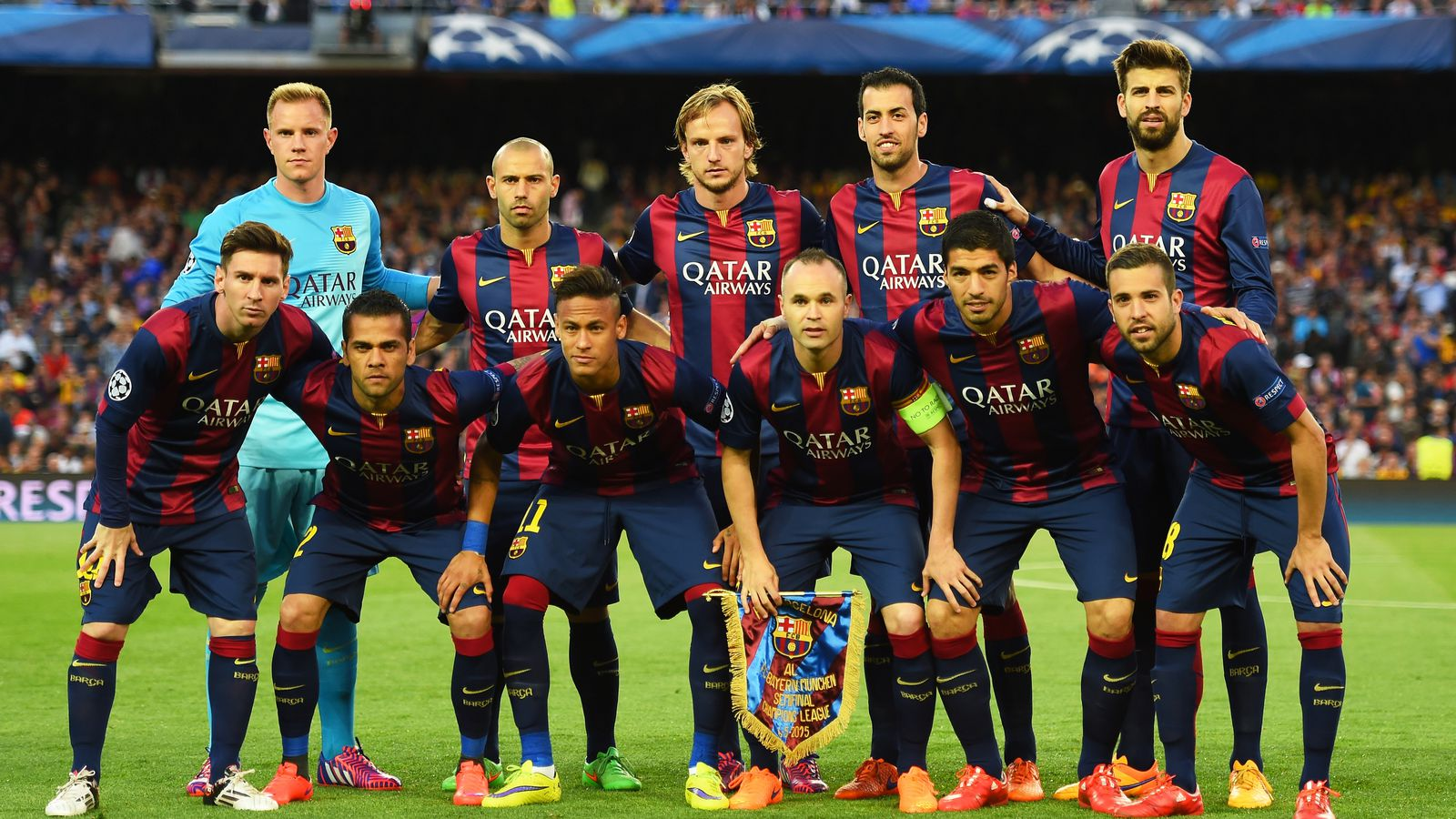 when is barcelona playing in the champions league