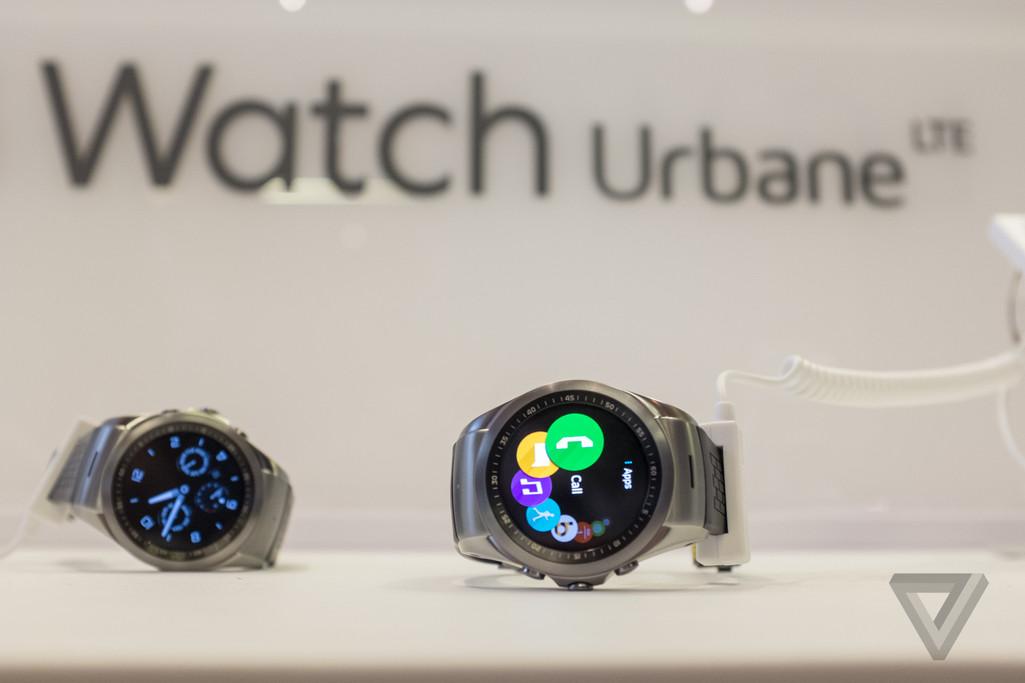 [MWC 2015] LG Watch Urbane, Watch Urbane LTE: 2 smartwatch cực đẹp chạy Android Wear và WebOS