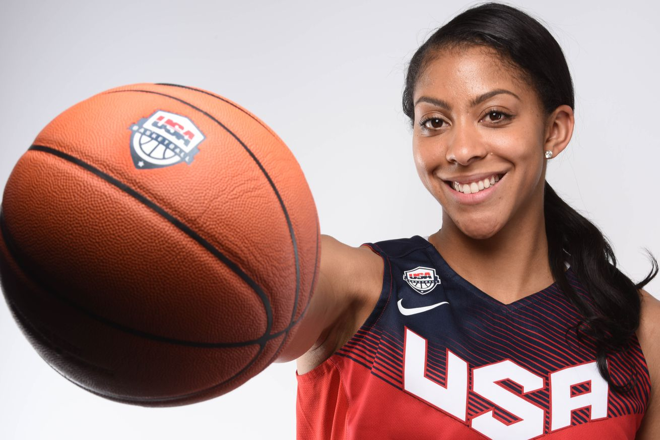 Candace Parker Nude Photos 15