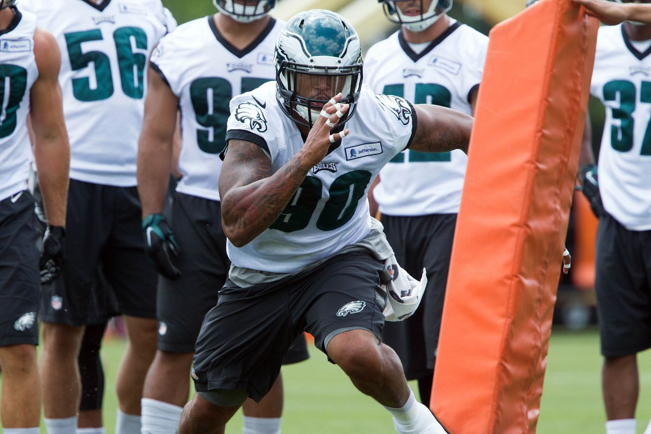NFL Jerseys Outlet - Eagles Injury Report: Marcus Smith practices in full, Seyi ...